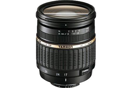 Tamron 17-50mm 2.8 Di II LD ASL IF [Foto: TAMRON EUROPE GmbH]