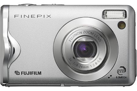 Fujifilm FinePix F20 silber [Foto: Fujifilm]
