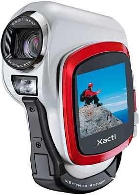 Sanyo Xacti VPC-A6 [Foto: SANYO Component Europe GmbH]