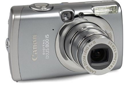Canon Digital Ixus 800 IS [Foto: Canon Deutschland]