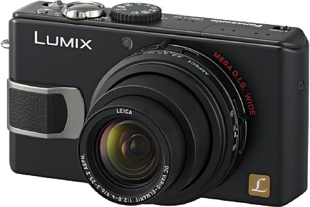Panasonic DMC-LX2 [Foto: Panasonic Deutschland]