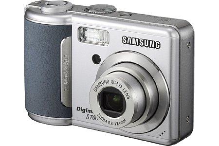 Samsung Digimax S700 [Foto: Samsung Deutschland]