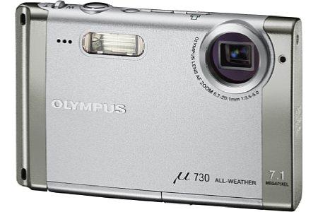Olympus mju 730 [Foto: Olympus Deutschland]