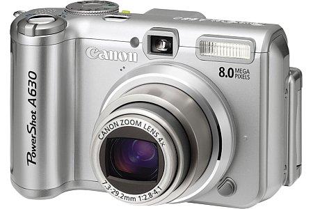 Canon Powershot A630 [Foto: Canon]