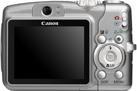 Canon Powershot A710 IS [Foto: Canon]