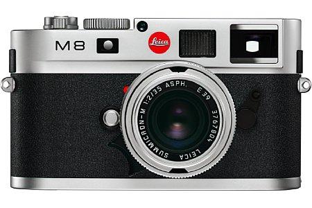 Leica M8 [Foto: Leica Camera AG]