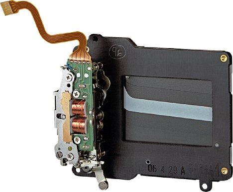 Bild In der Leica M8 arbeitet wie bei den allermeisten Systemkameras ein Schlitzverschluss. [Foto: Leica Camera AG]