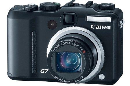 Canon Powershot G7 [Foto: Canon]