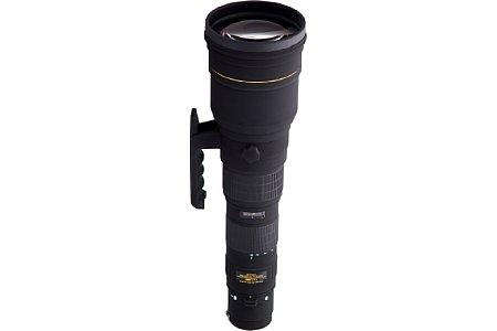 Sigma 300 - 800 mm F5,6 EX DG APO HSM IF [Foto: Sigma]
