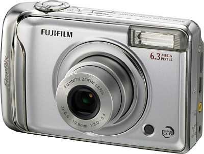 Fujifilm FinePix A610 [Foto: Fujifilm]