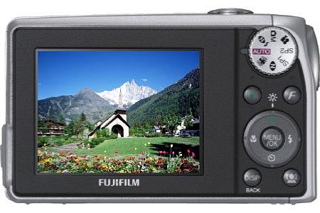 Fujifilm FinePix F40 fd [Foto: Fujifilm]