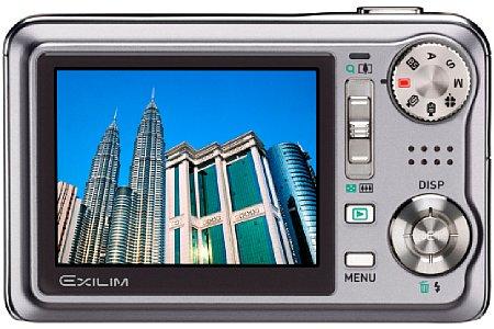 Casio EXILIM HI-Zoom EX-V7 [Foto: Casio]