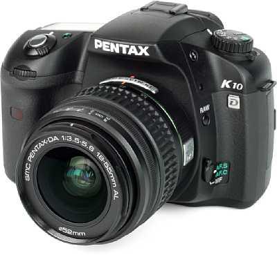 Pentax K10D [Foto: MediaNord]