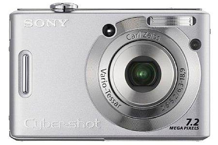 Sony Cyber-shot DSC-W35 [Foto: Sony]