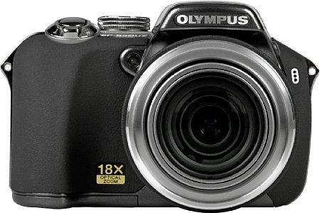 Olympus SP-550UZ [Foto: MediaNord e.K.]
