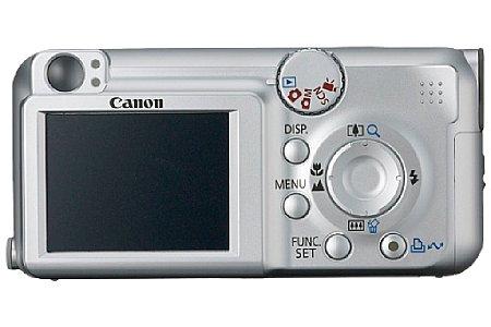 Canon Powershot A450 [Foto: Canon]