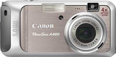 Canon Powershot A460 [Foto: Canon]
