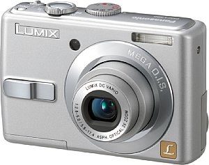 Panasonic Lumix DMC-LS60 [Foto: Panasonic Europe]