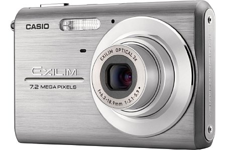 Casio Exilim EX-Z75 [Foto: Casio]