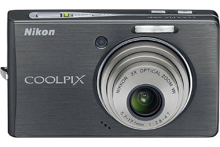 Nikon Coolpix S500 [Foto: Nikon]
