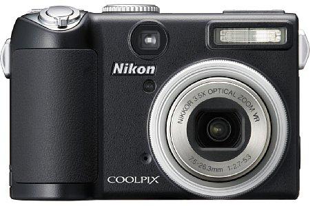 Nikon Coolpix P5000 [Foto: Nikon]