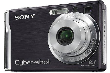 Sony Cyber-shot DSC-W90 [Foto: Sony]