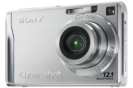 Sony Cyber-shot DSC-W200 [Foto: Sony]