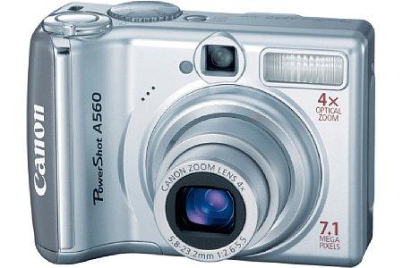 Canon PowerShot A560 [Foto: Canon]