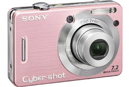 Sony Cyber-shot DSC-W55 [Foto: Sony]
