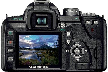 Olympus E-510 [Foto: Olympus Imaging Europa GmbH]