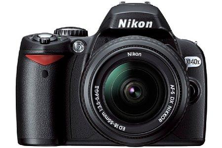 Nikon D40x [Foto: Nikon]