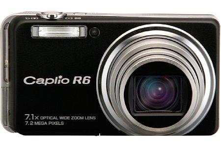 Ricoh Caplio R6 [Foto: Ricoh]