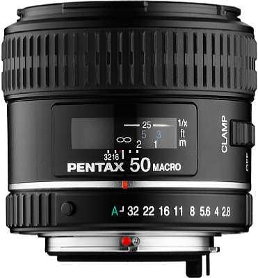 Pentax smc DFA 50mm 2.8 Makro [Foto: Pentax Corp.]