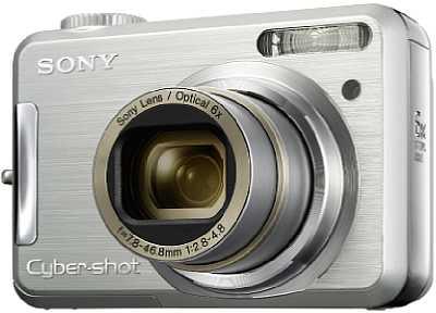 Sony Cyber-Shot DSC-S800 [Foto: Sony]
