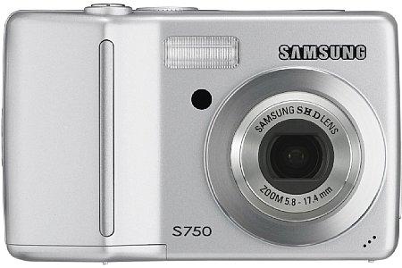 Samsung S750 Frontansicht [Foto: Samsung]