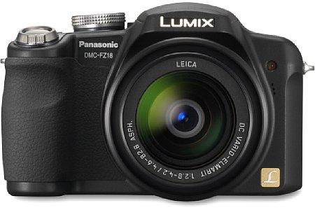 Panasonic Lumix DMC-FZ18 [Foto: Panasonic]