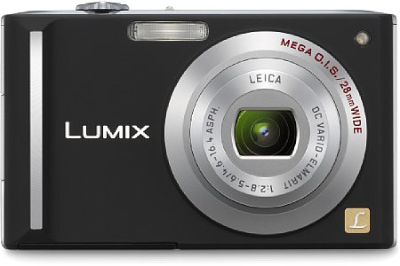 Panasonic Lumix DMC-FX55 [Foto: Panasonic]