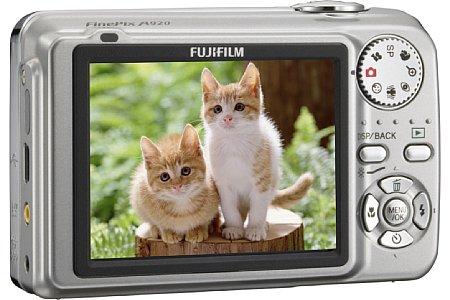 Fujifilm Finepix A920 [Foto: Fujifilm]