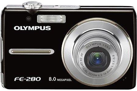 Olympus FE-280 [Foto: Olympus Imaging Europa GmbH]