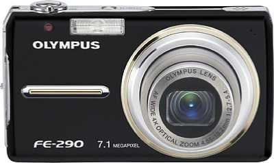 Olympus FE-290 [Foto: Olympus Imaging Europa GmbH]