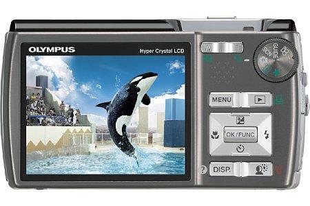 Olympus mju 830 [Foto: Olympus Imaging Europa GmbH]