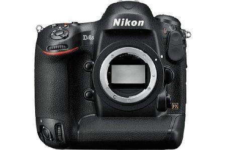 Bild Zwar löst der CMOS-Sensor der Nikon D4S weiterhin 16 Megapixel auf, das neue Modell soll aber eine bessere Bildqualität bieten und erreicht unglaubliche ISO 409.600. [Foto: Nikon]