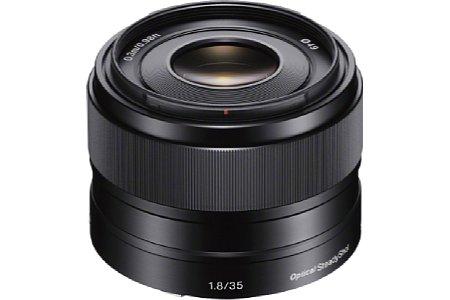 Sony E 35 mm 1.8 OSS [Foto: Sony]