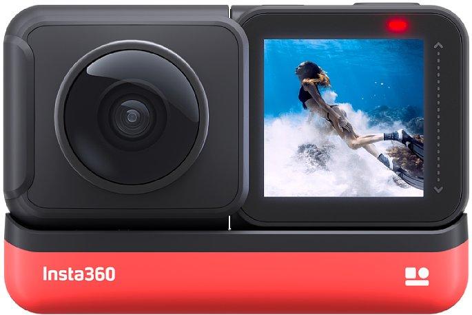 Bild Insta360 One R mit Dual-Lens 360 Mod. [Foto: Insta360]
