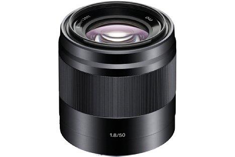 Bild Sony E 50 mm F1.8 (SEL-50F18) [Foto: Sony]