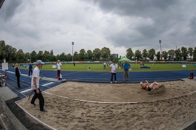 """Bild Bei Sportfotos mit dem Nikon AF-S 8-15 mm 3.5-4.5E ED Fisheye ist man """"mittendrin, statt nur dabei"""". [Foto: Jens Scheppler]"""