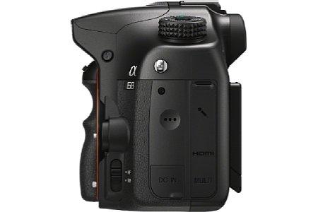 Sony Alpha SLT-A68. [Foto: Sony]