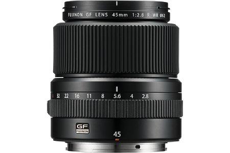 Fujifilm GF 45 mm F2.8 R WR. [Foto: Fujifilm]
