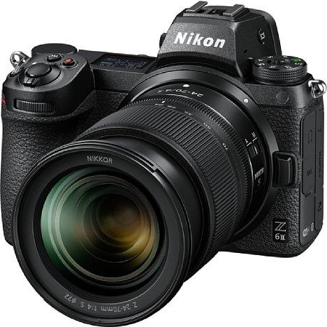 Bild Nikon Z 6II mit Z 24-70 mm F4 S. [Foto: Nikon]