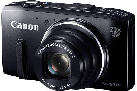 Bild Die Fine Detail Movie Processing Technology der Canon PowerShot SX280 HS soll bei 30 Bildern pro Sekunde besonders detailreiche Videoaufnahmen ermöglichen. [Foto: Canon]